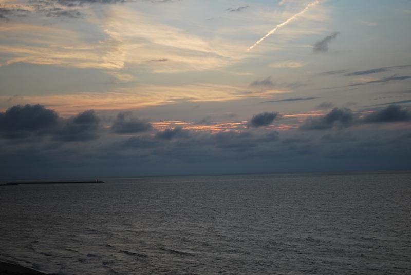 鳥取砂丘の夕暮れ 29