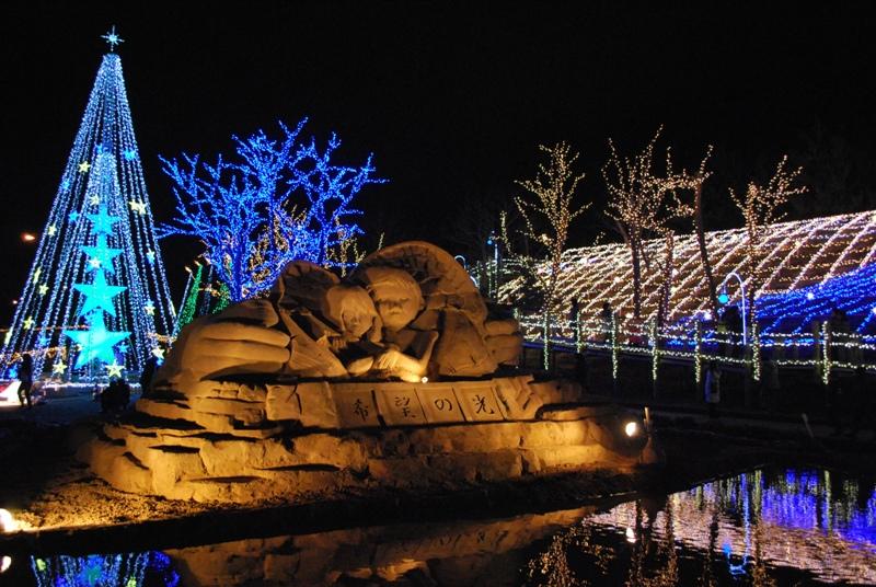 鳥取砂丘イリュージョン 2011 32