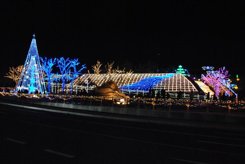 鳥取砂丘イリュージョン 2011 36