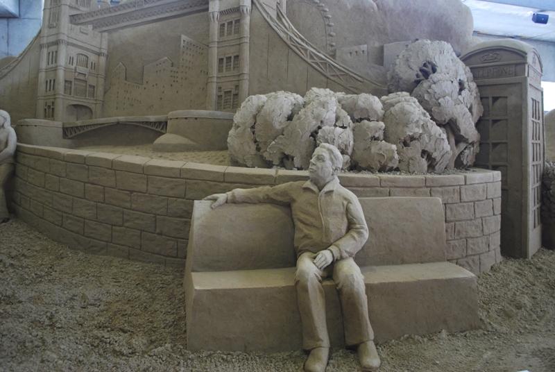 砂の美術館 第5期 イギリス 16
