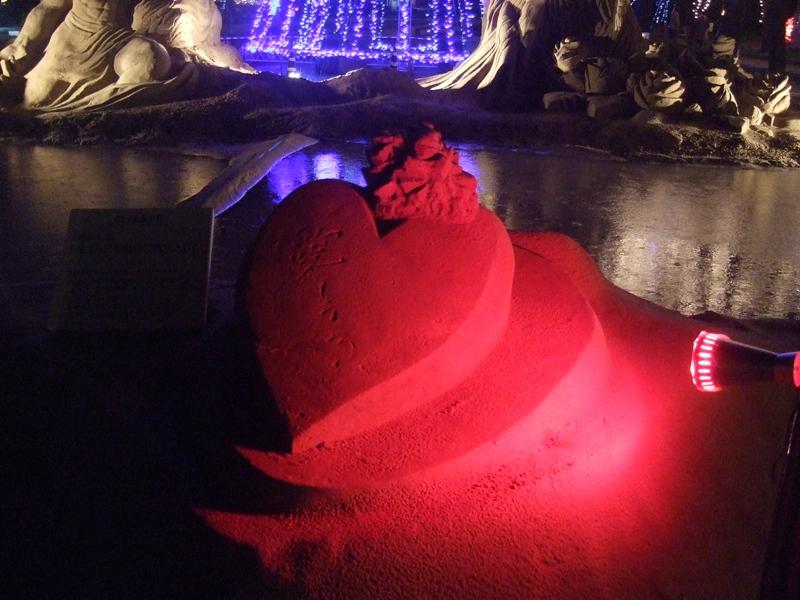 鳥取砂丘イリュージョン2009