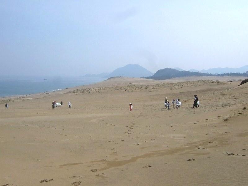 砂丘清掃2010春